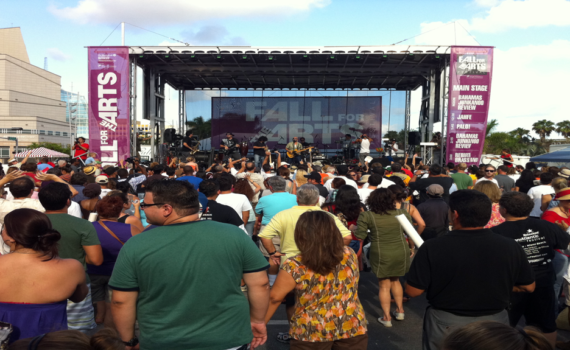 MIAMI BEACH STAGE RENTAL