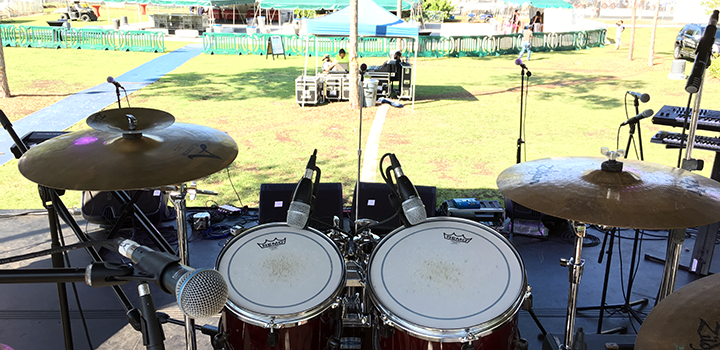 BACKLINE RENTAL MIAMI