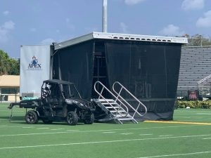 Miami Mobile Stage Rentals
